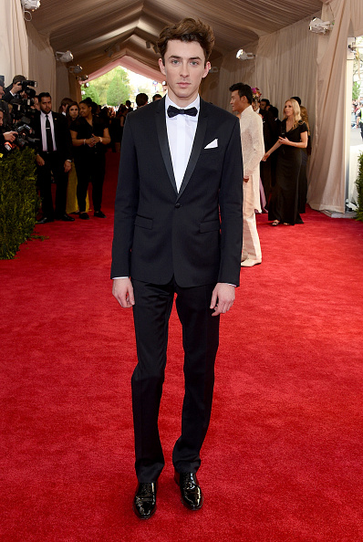 """Pocket Square「""""China: Through The Looking Glass"""" Costume Institute Benefit Gala - Arrivals」:写真・画像(19)[壁紙.com]"""
