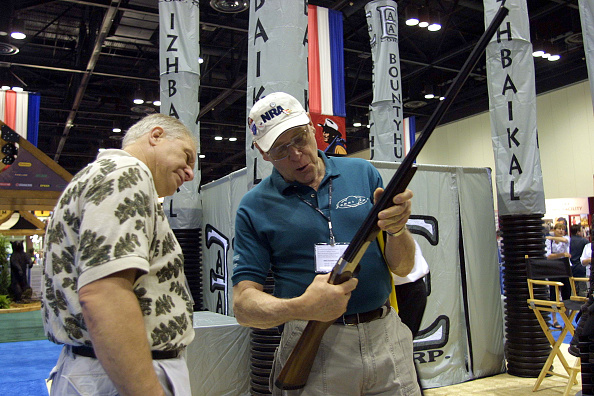 Orlando - Florida「NRA Annual Meeting And Exhibits」:写真・画像(14)[壁紙.com]