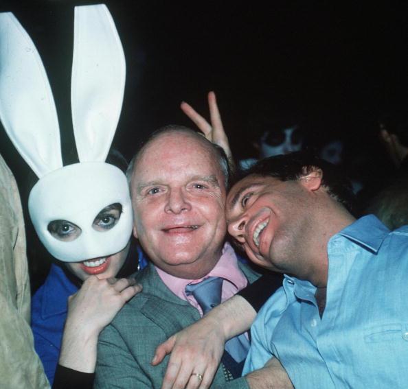 Truman Capote「Liza Minnelli, Truman Capote, and Steve Rubell」:写真・画像(13)[壁紙.com]