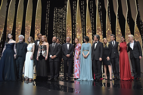 式典「Opening Ceremony - The 70th Annual Cannes Film Festival」:写真・画像(18)[壁紙.com]