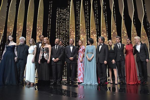 式典「Opening Ceremony - The 70th Annual Cannes Film Festival」:写真・画像(17)[壁紙.com]