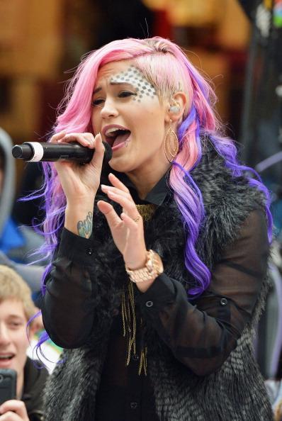 サイド刈り上げ「Flo Rida Performs On NBC's 'Today' Annual Thanksgiving Week Of Concerts」:写真・画像(1)[壁紙.com]