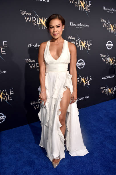A Wrinkle in Time「World Premiere of Disney's 'A Wrinkle In Time'」:写真・画像(12)[壁紙.com]