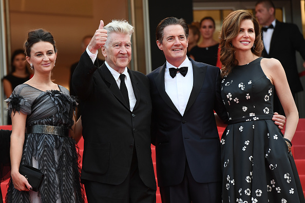 "Kyle MacLachlan「""Twin Peaks"" Red Carpet Arrivals - The 70th Annual Cannes Film Festival」:写真・画像(15)[壁紙.com]"
