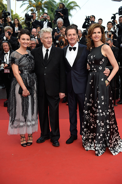 "Film Premiere「""Twin Peaks"" Red Carpet Arrivals - The 70th Annual Cannes Film Festival」:写真・画像(6)[壁紙.com]"