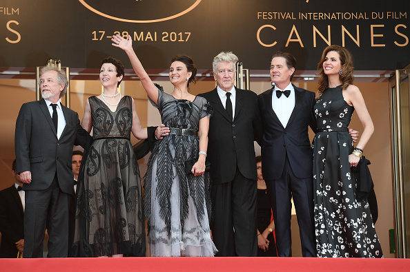 Annual Event「'Twin Peaks' Red Carpet Arrivals - The 70th Annual Cannes Film Festival」:写真・画像(19)[壁紙.com]