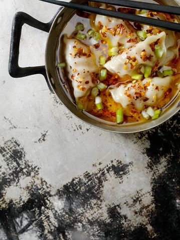 Wonton「Steamed Pork Dumplings in Chili Oil」:スマホ壁紙(18)