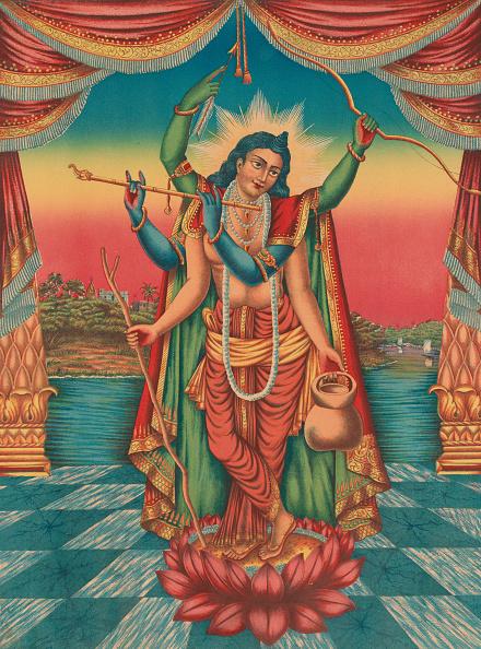 Water Lily「Shri Shri Guranga Avatara」:写真・画像(10)[壁紙.com]