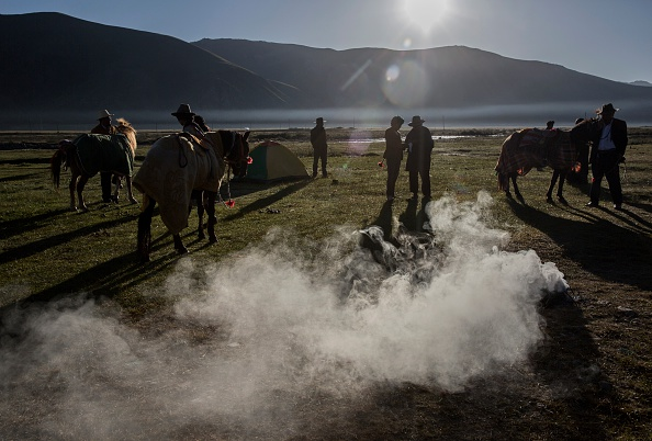 Economic fortune「Tibetan Nomadic Culture Faces Challenges On The Tibetan Plateau」:写真・画像(18)[壁紙.com]