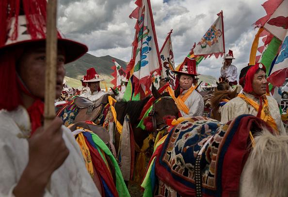 Tibet「Tibetan Nomadic Culture Faces Challenges On The Tibetan Plateau」:写真・画像(9)[壁紙.com]