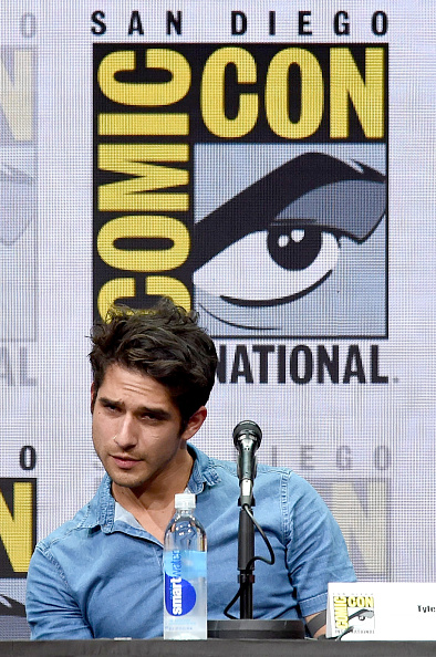 Headshot「Comic-Con International 2017 - 'Teen Wolf' Panel」:写真・画像(1)[壁紙.com]