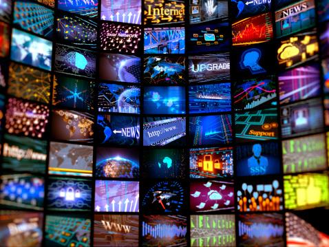 Broadcasting「Media concept」:スマホ壁紙(14)