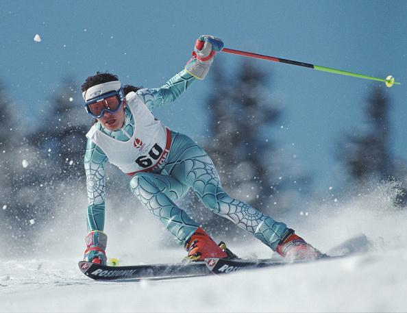 モノクロ「XVI Olympic Winter Games」:写真・画像(8)[壁紙.com]
