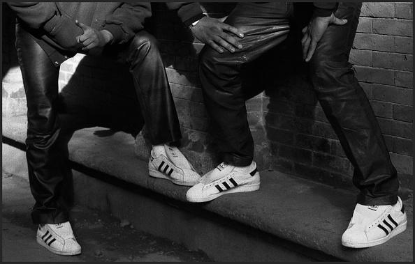 Sports Shoe「Run DMC」:写真・画像(4)[壁紙.com]