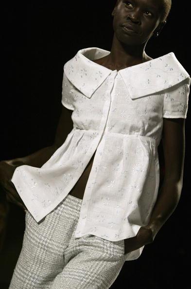 Baby Doll Dress「Luca Luca Spring 2005 - Runway」:写真・画像(12)[壁紙.com]