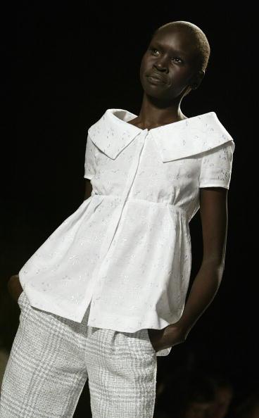 Baby Doll Dress「Luca Luca Spring 2005 - Runway」:写真・画像(11)[壁紙.com]