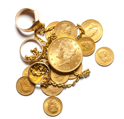 Banking「gold」:スマホ壁紙(5)