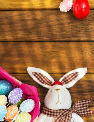 Easter Basket「Easter bunny」:スマホ壁紙(3)
