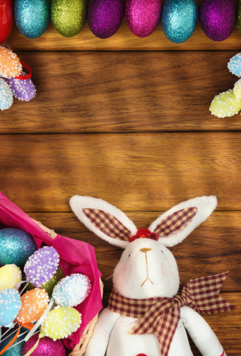 Easter Basket「Easter bunny」:スマホ壁紙(6)