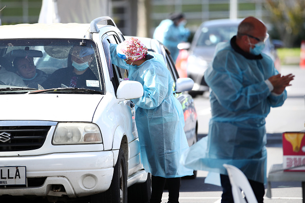 Auckland「New Zealanders Are Encouraged To Ramp Up Coronavirus Testing As Auckland Cluster Grows」:写真・画像(13)[壁紙.com]