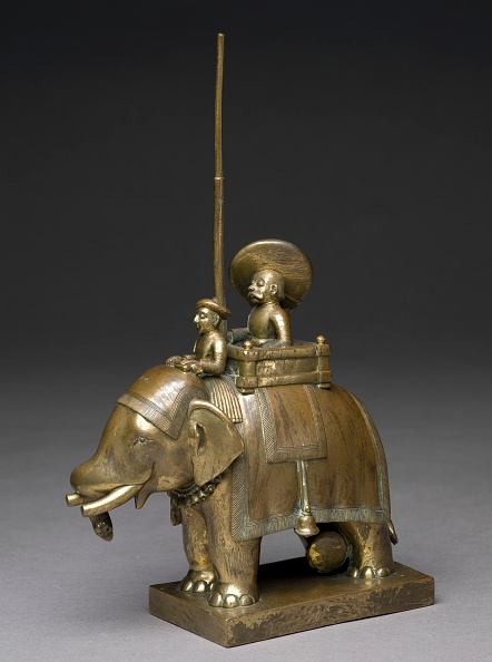 Gray Background「Toy Soldier With Elephant And Driver」:写真・画像(18)[壁紙.com]