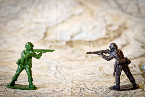 Battle「Toy soldiers war concepts」:スマホ壁紙(15)