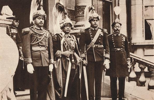 King - Royal Person「'H.H the Maharaja Bhim Shum Shere Jung Bahadur Rana, Prime Minister of Nepal」:写真・画像(13)[壁紙.com]