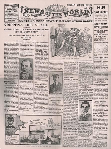 Murderer「Crippens Life At Sea F」:写真・画像(17)[壁紙.com]