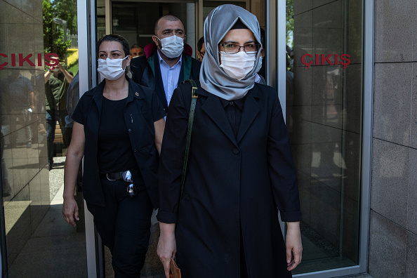 The Washington Post「Jamal Khashoggi Murder Trial Begins In Istanbul」:写真・画像(19)[壁紙.com]