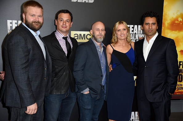 ウォーキング・デッド シーズン2「Premiere Of AMC's 'Fear The Walking Dead' Season 2 - Arrivals」:写真・画像(1)[壁紙.com]