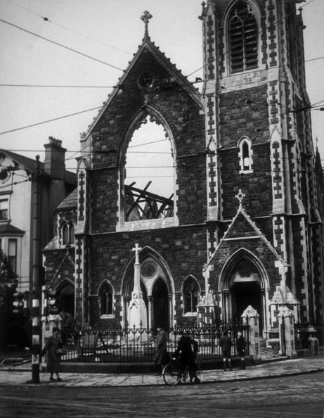 Methodist「Bombed Church」:写真・画像(6)[壁紙.com]