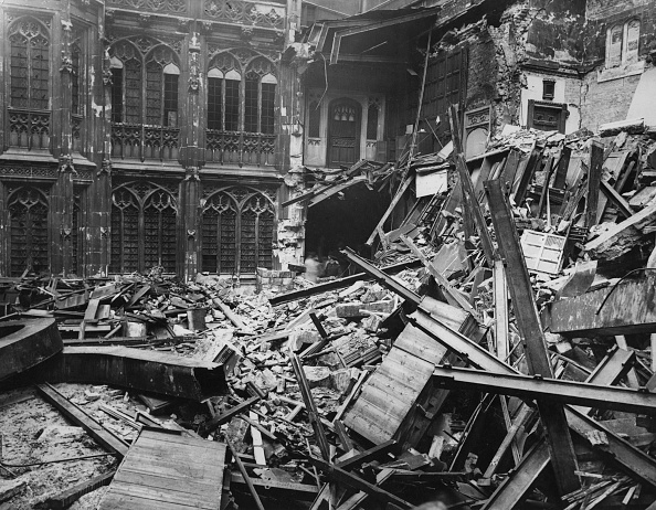 Bomb Damage「Parliamentry Damage」:写真・画像(7)[壁紙.com]
