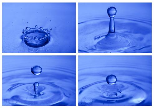 Part of a Series「Real Water drop series - XXXL」:スマホ壁紙(8)
