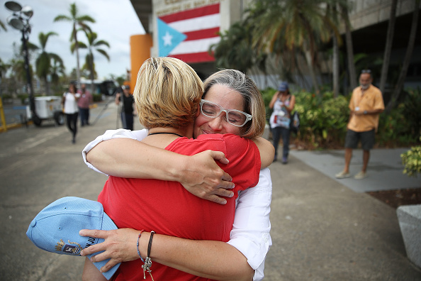 Damaged「Puerto Rico Faces Extensive Damage After Hurricane Maria」:写真・画像(14)[壁紙.com]