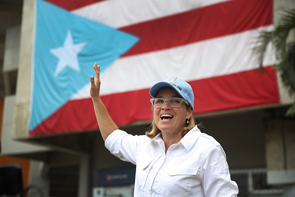 Damaged「Puerto Rico Faces Extensive Damage After Hurricane Maria」:写真・画像(5)[壁紙.com]