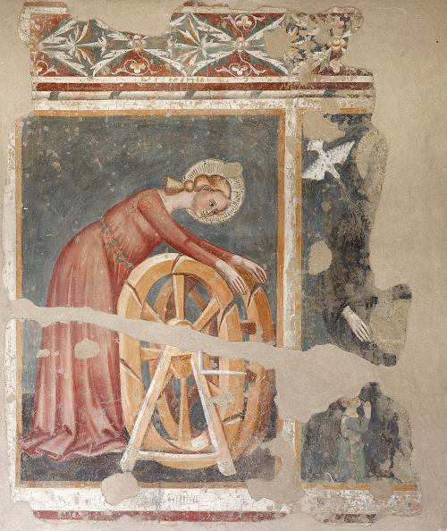 Circa 14th Century「The Martyrdom Of Saint Catherine」:写真・画像(4)[壁紙.com]