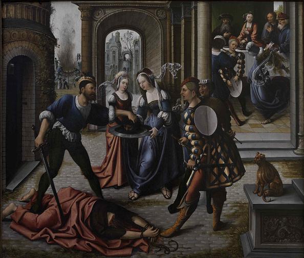 Worshipper「The Martyrdom Of Saint John The Baptist」:写真・画像(3)[壁紙.com]