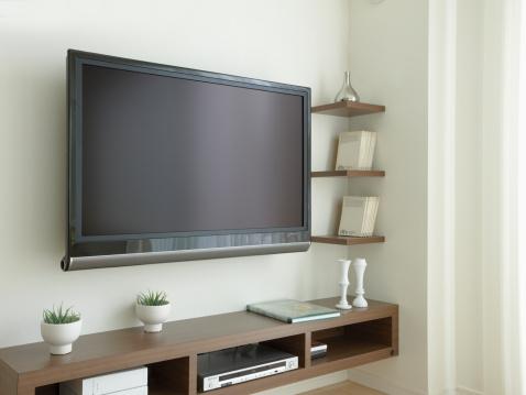 虹「LCD TV in the room.」:スマホ壁紙(2)