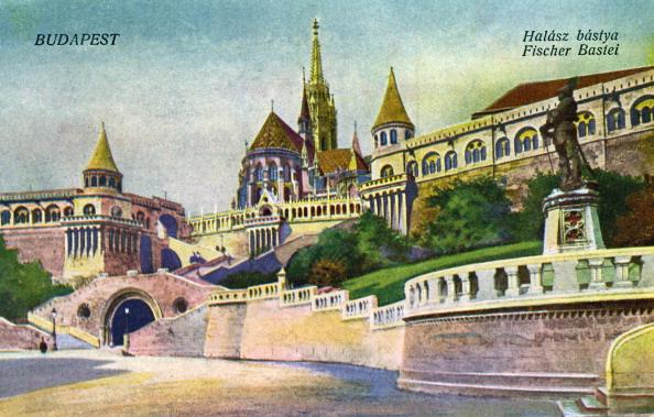 Fisherman「Halászbástya (Fisherman's Bastion) Budapest」:写真・画像(19)[壁紙.com]