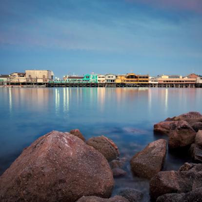 Monterey Bay「Fisherman's wharf, Monterey」:スマホ壁紙(7)