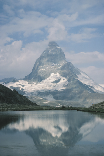 Pennine Alps「Matterhorn peak , Switzerland」:スマホ壁紙(18)