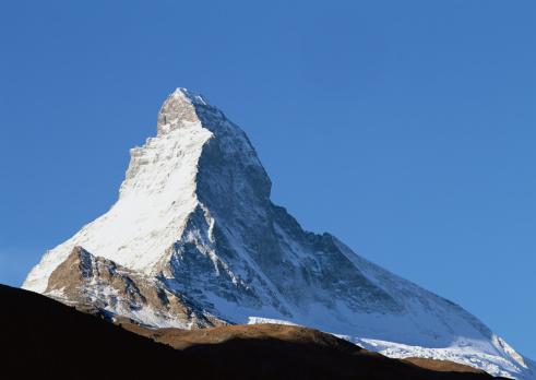 Pennine Alps「Matterhorn」:スマホ壁紙(14)