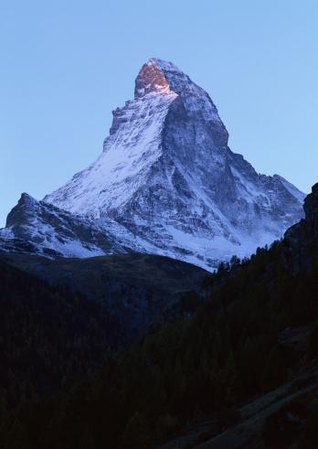 Pennine Alps「Matterhorn」:スマホ壁紙(15)