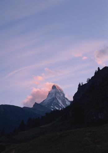 Pennine Alps「Matterhorn」:スマホ壁紙(9)