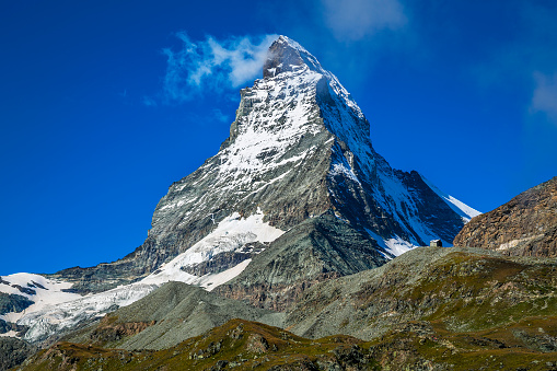 Pennine Alps「Matterhorn or Cervino mountain in Zermatt」:スマホ壁紙(15)