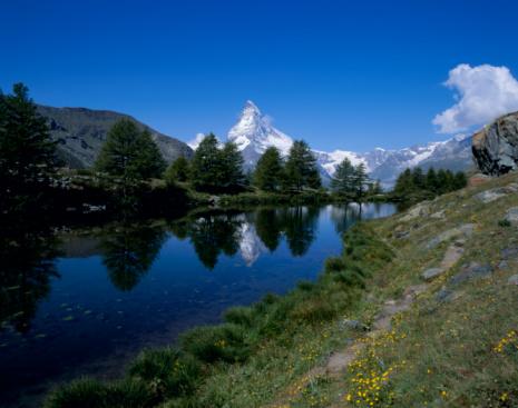 Pennine Alps「Matterhorn, Zermatt, Valais, Switzerland」:スマホ壁紙(8)