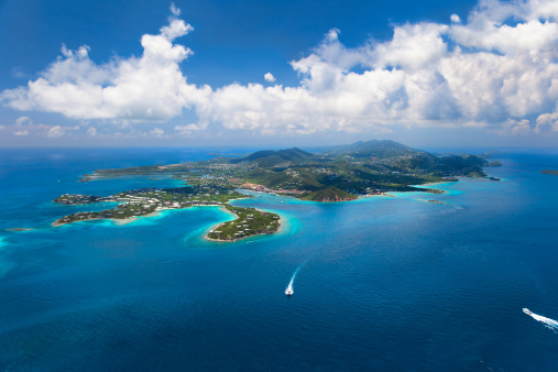 Lagoon「East End of St. Thomas in US Virgin Islands」:スマホ壁紙(13)
