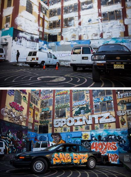 Graffiti「New York Graffiti Mecca Erased By Developer」:写真・画像(15)[壁紙.com]