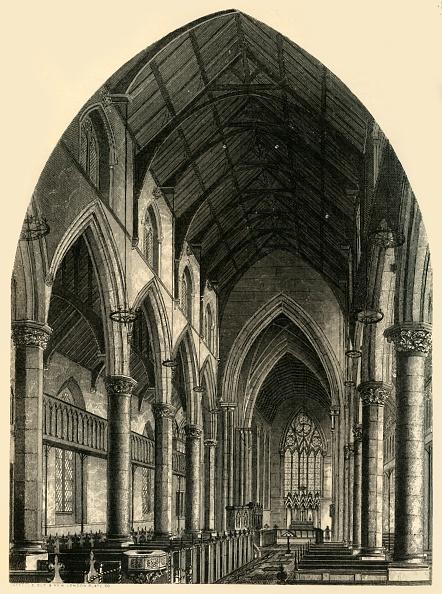 Gothic Style「St Giles Church」:写真・画像(2)[壁紙.com]