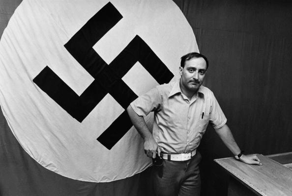 Illinois「American Nazi Leader Frank Collin」:写真・画像(6)[壁紙.com]